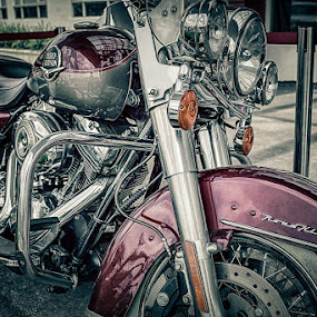 Ride me.... by Cuandi Kuo - Transportation Bicycles ( d800e, hdr, carl zeiss 35mm f/1.4, nikon )