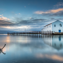 Reflection by Hernâni Mendes - Landscapes Waterscapes ( relax, tranquil, relaxing, tranquility )