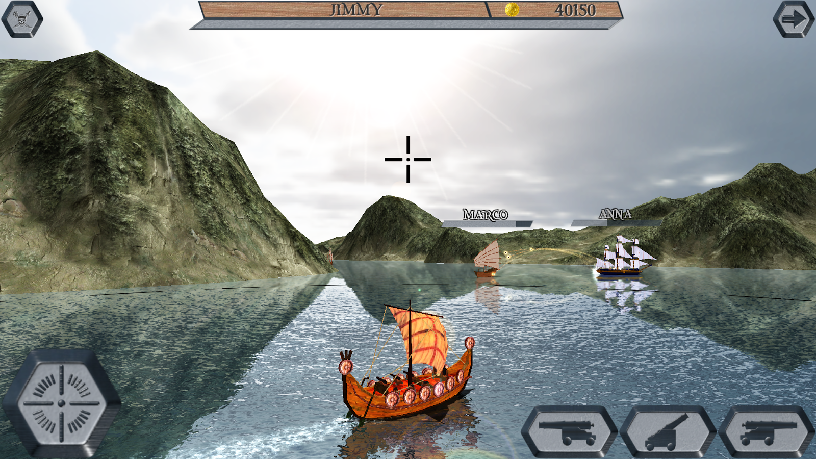 World Of Pirate Ships Screenshot 3