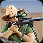 Lady Sniper assassin APK for Bluestacks