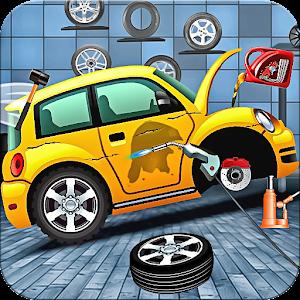 Multi Car Wash Game : Design Game Online PC (Windows / MAC)