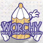 Worchy! Word Search Puzzles Icon