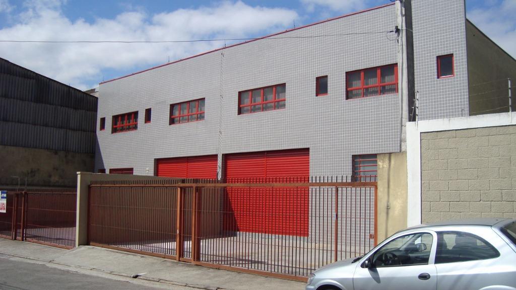 Galpão  industrial para locação, Zona Sul São Paulo