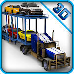 Car Transporter Trailer Truck 2.1 Apk
