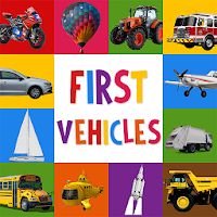 First Words for Baby: Vehicles For PC (Windows And Mac)