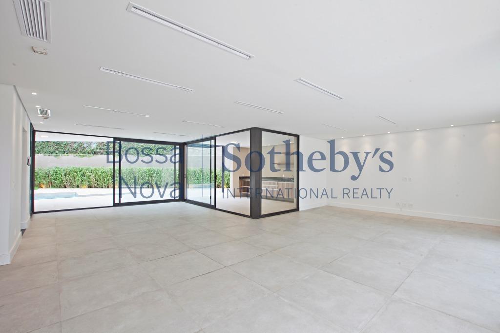 Casa nova- Projeto Moderno