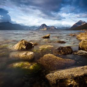 Elgol by Marek Biegalski - Landscapes Waterscapes
