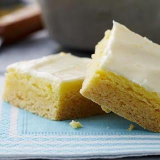 Lemon Cheesecake Bars Recipes
