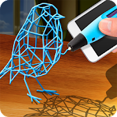 Game Magic 3D Pen Simulator APK for Windows Phone