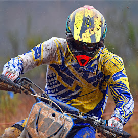 Motocross 4 by Marco Bertamé - Sports & Fitness Motorsports ( bike, motocross, solitaire )
