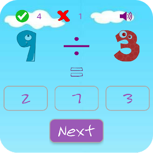Division For Kids app for android