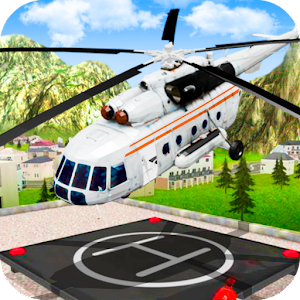 Helicopter Simulator Rescue Mission For PC / Windows 7/8/10 / Mac – Free Download