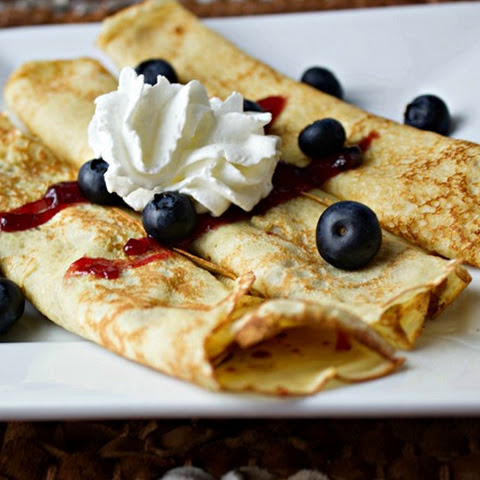Light and Fluffy Crepes