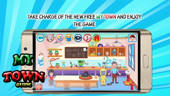 Game New My Town School Tips APK for Windows Phone
