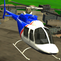 City Helicopter APK for Bluestacks