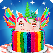 Free Download Unicorn Rainbow Cake Desserts APK for Samsung