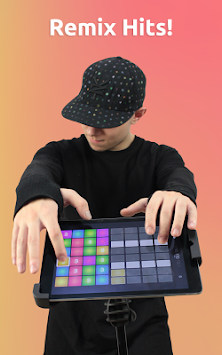 Drum Pad Machine - Make Beats APK screenshot thumbnail 3