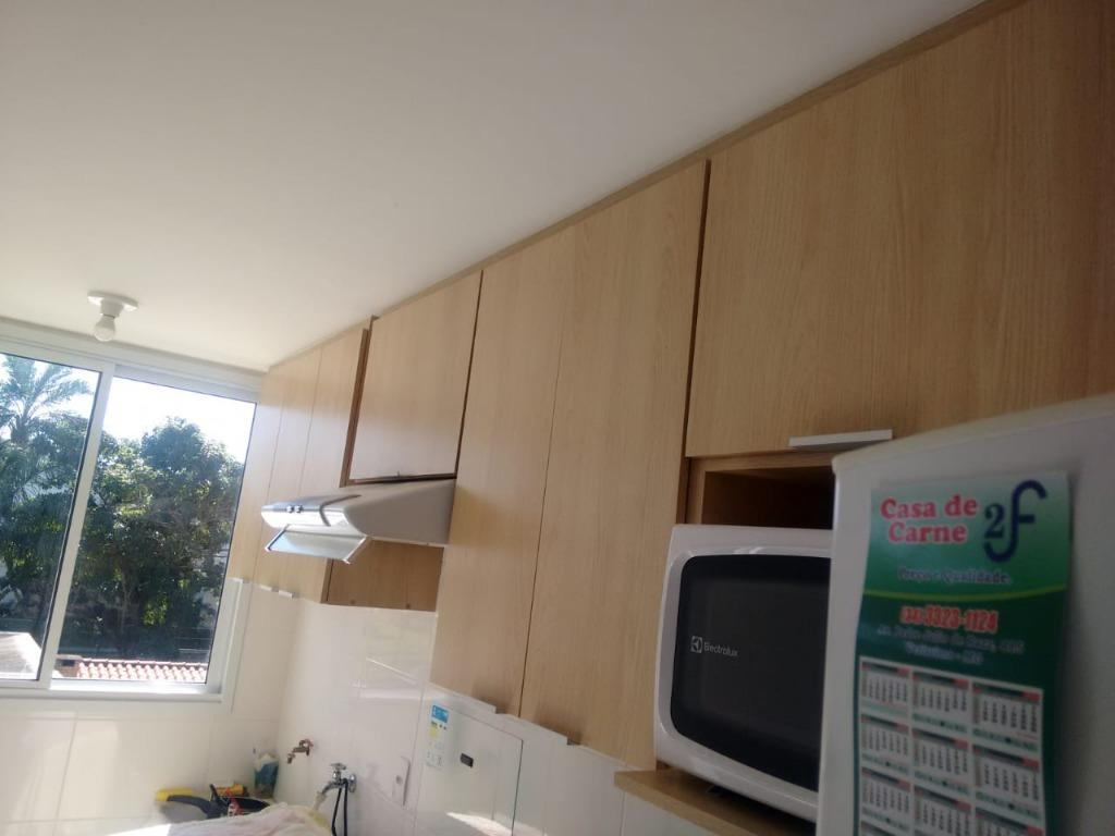 Apartamento à venda, 61 m² por R$ 210.000,00 - Jardim do Lago - Uberaba/MG