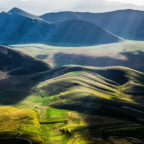 National Park of Sibillini Mountains by Emanuele Zallocco - Landscapes Mountains & Hills
