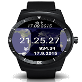 Free Download Internet Beat Time Watchface APK for Samsung