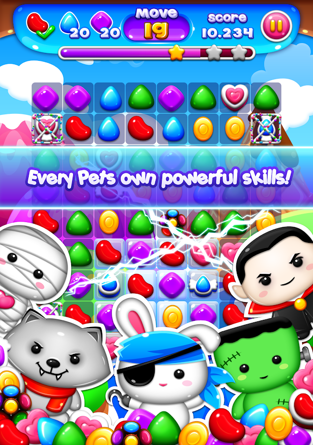 Candy Busters Screenshot 6
