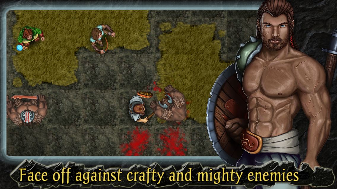 Heroes of Steel RPG Elite Screenshot 0