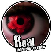 App Real Sharingan Eye Editor APK for Kindle