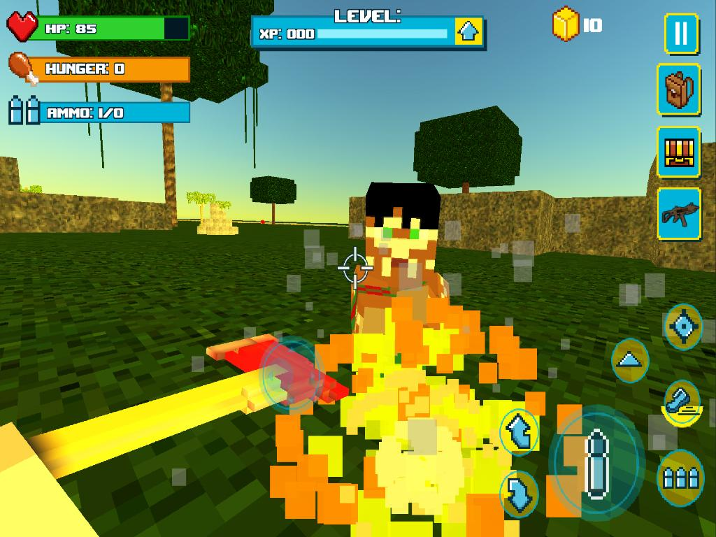 Survival Games Block Island Screenshot 9