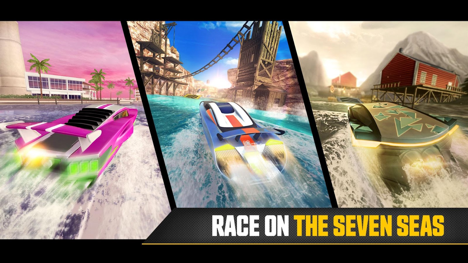 Driver Speedboat Paradise Screenshot 4