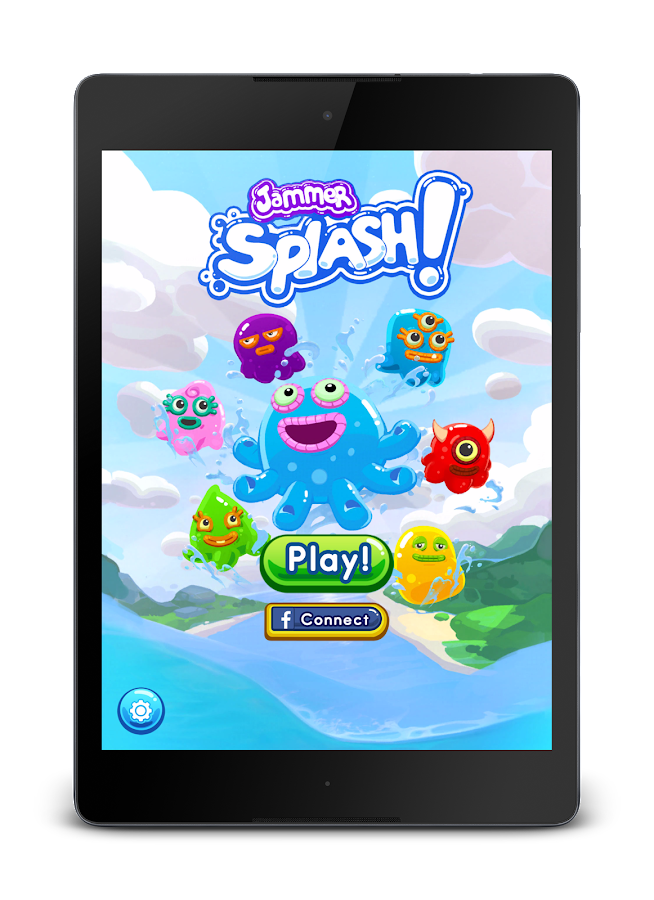 Jammer Splash Screenshot 5