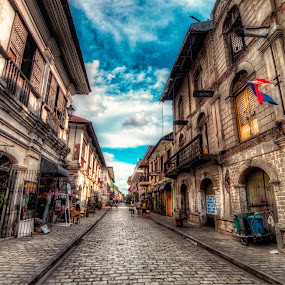 VIGAN  by Chase Alog - Buildings & Architecture Public & Historical