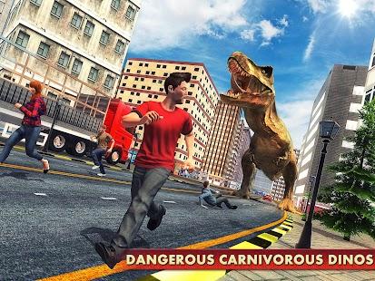Descargar Angry Dino Zoo Transport Truck 1.1 APK