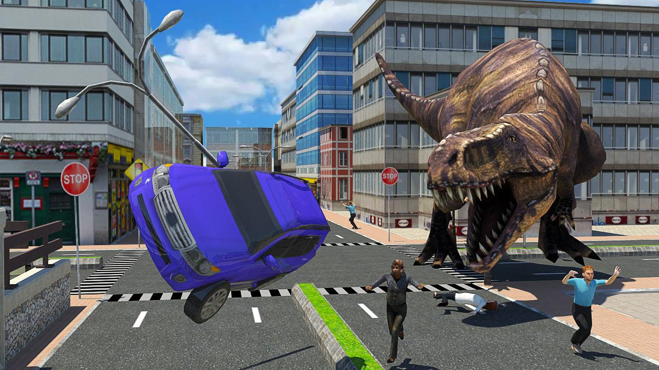 Dinosaurier Simulator Spiele 2017 android spiele download