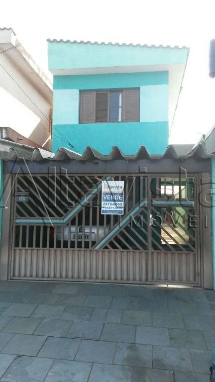 Sobrado Parque Capuava, Santo André (so0057)