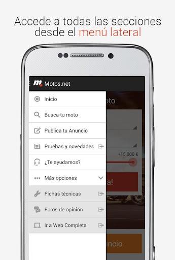Motos.net screenshot 6