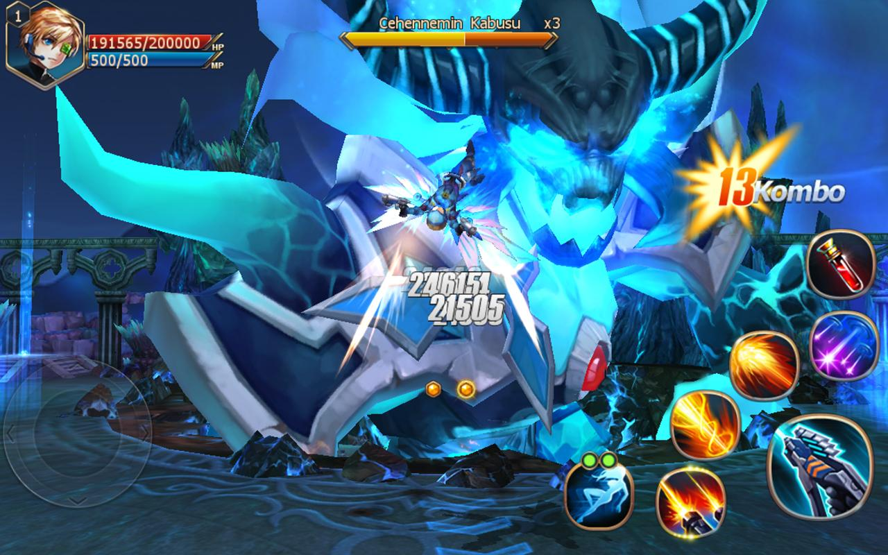 Sword of Chaos - Kaos Kılıcı Screenshot 1