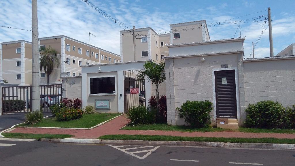 Apartamento à venda, 45 m² por R$ 149.000,00 - Jardim Paulista - Rio Claro/SP