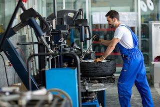 Perth Tyre repair tools