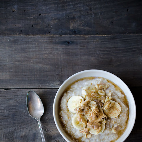 Banana Millet Breakfast Porridge