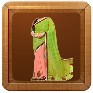 Women Sarees Photo Maker