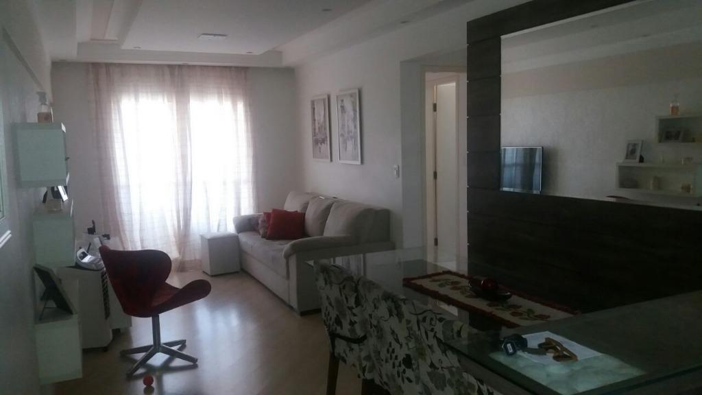 Apartamento residencial para locação, Jardim Satélite, São J
