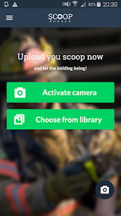 Scoopbroker - screenshot