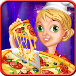 Pizza Shop- Fast Food Kitchen Icon