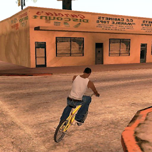 Gang Cheat for GTA San Andreas - screenshot