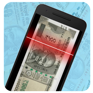 Download Rupees Scanner (Prank) For PC Windows and Mac