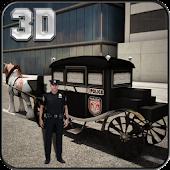 Police Horse Cart Crime Chase APK for Bluestacks