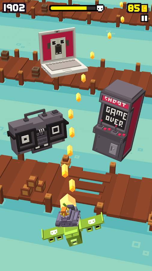 Shooty Skies - Arcade Flyer Screenshot 3