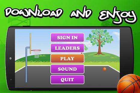 Game Fun Basketball apk for kindle fire