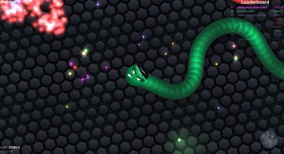 how to get slither io skins