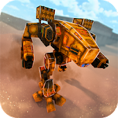 APK Game Steel War - Robots vs Tanks for iOS
